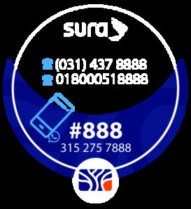 logo sura white 20